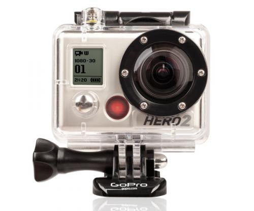 GoPro Kamera HD Hero2 Outdoor Edition bei Roseversand.de [Update: Wieder weg]