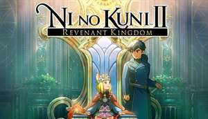 [Humble Choice Discount] Ni no Kuni™ II: Revenant Kingdom - Prince's Edition