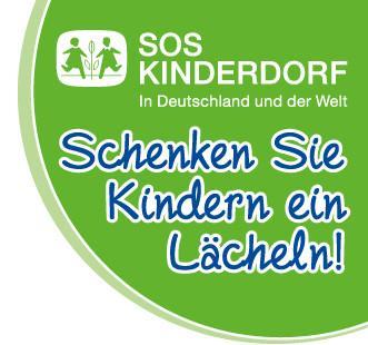 Foto hochladen und 1 € an SOS-Kinderdorf spenden