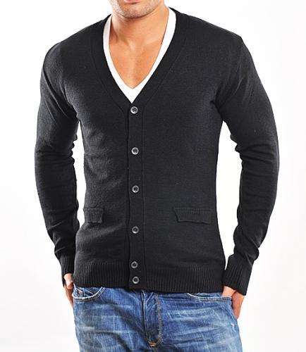 Wasabi Clubwear Cardigan Strickjacke