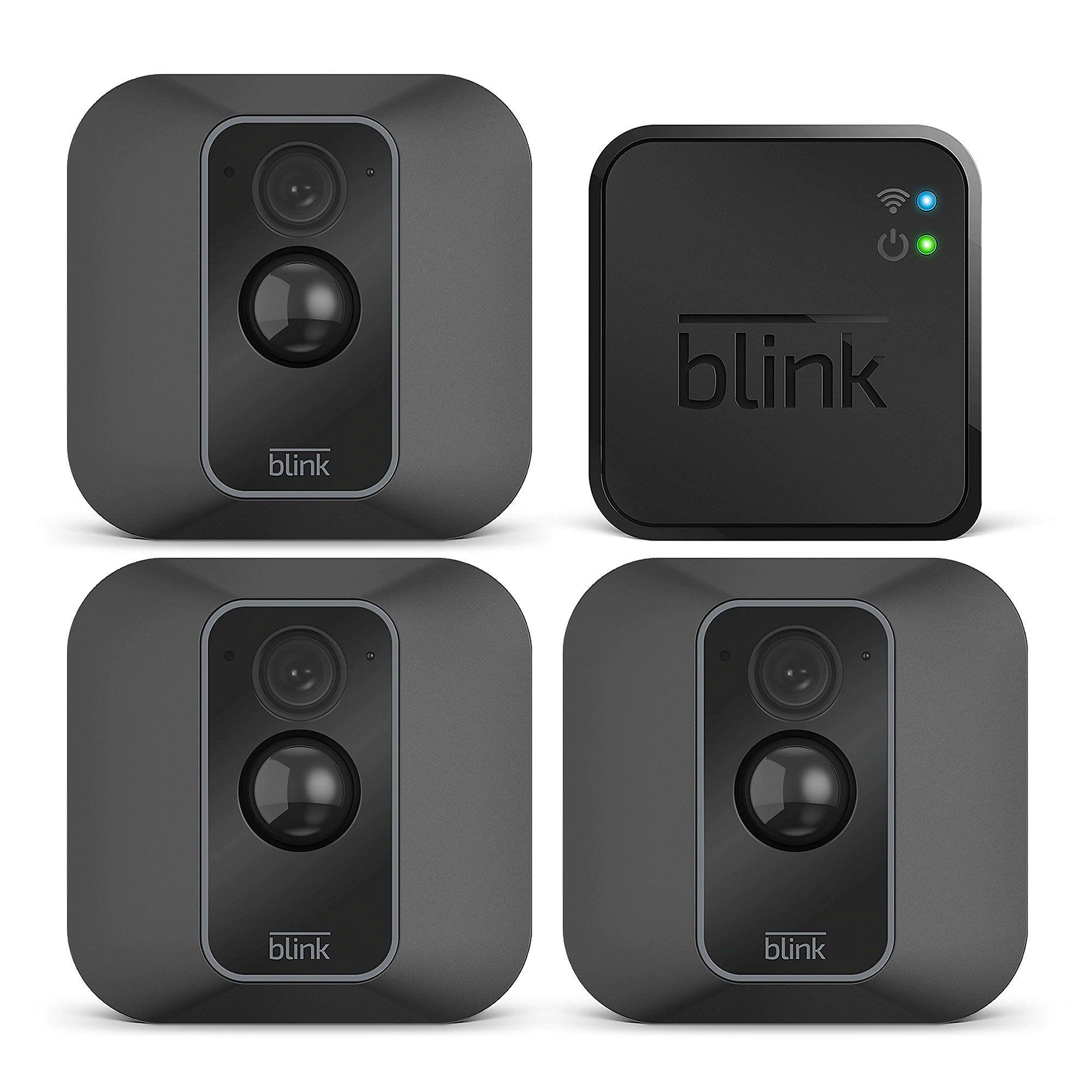 Amazon-Produkte bei QVC: z.B. 3x Blink XT2 Outdoor-Kamera - 184,59€ | Echo Show 8 + Tapo P100 - 83,92€ | Echo Plus + Tapo P100 - 95,16€