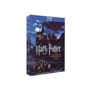 Harry Potter Komplettbox [Blu-ray] @ Amazon.it für 34,13€ inkl. Vsk.