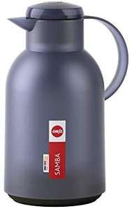 Emsa Samba Isolierkanne 1,5 Liter, XXL-Version, Quick Press Verschluss, versch. Farben, real offline