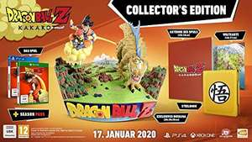 Dragon Ball Z: Kakarot Collectors Edition (PS4) für 152,86€ (Amazon FR)