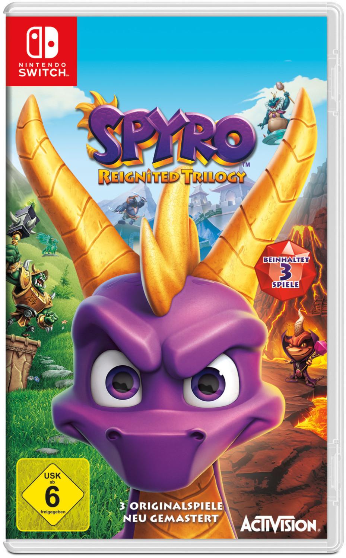 Spyro™ Reignited Trilogy (Switch) für 19,99€ (eShop)