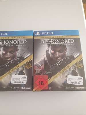 (Lokal Bornheim) Dishonored Double Feature PS4