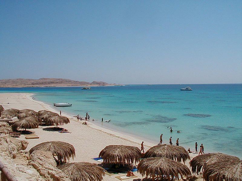 Hurghada, Ägypten ab Basel ab 47€ mit Easyjet