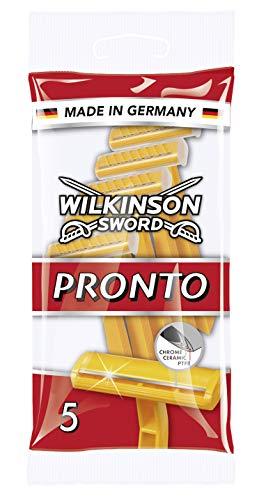 5 Einwegrasierer für 0,58€ - Wilkinson SWORD PRONTO