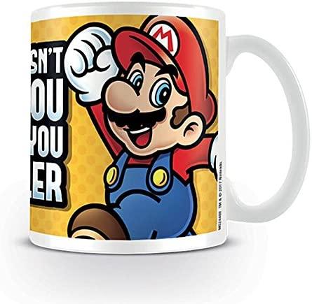 [lokal TEDI] Original Super Mario Tasse