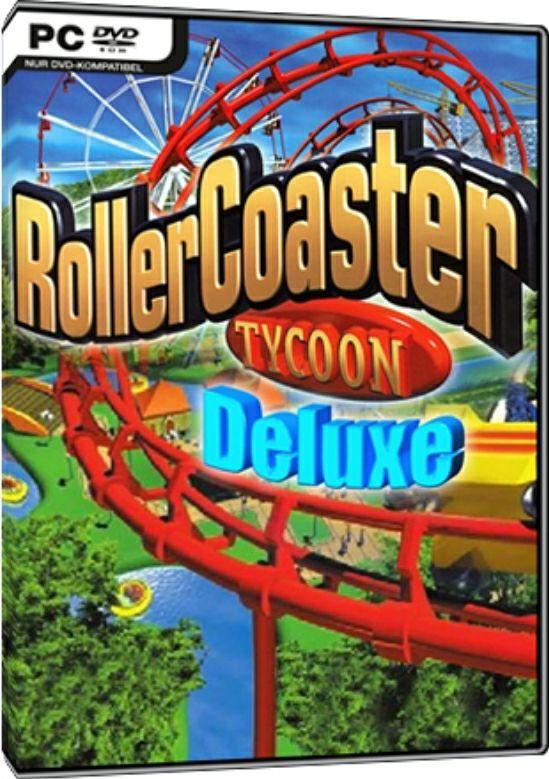 Rollercoaster Tycoon Deluxe [Steam Key]