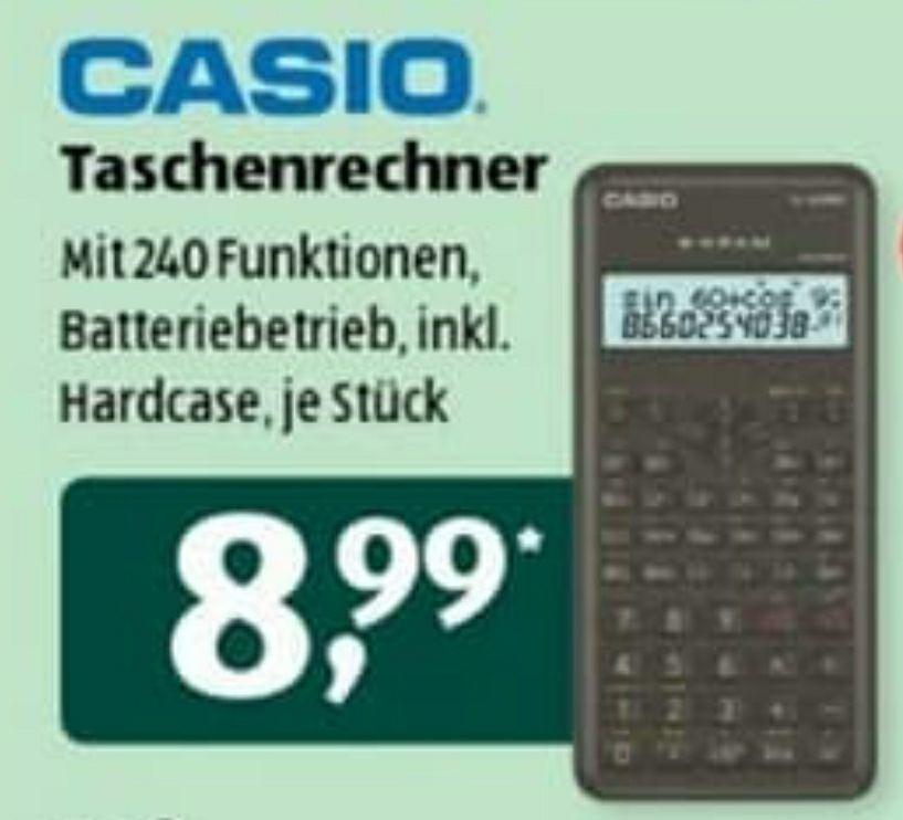Casio FX-82MS Wissenschaftlicher Taschenrechner [Aldi Süd]
