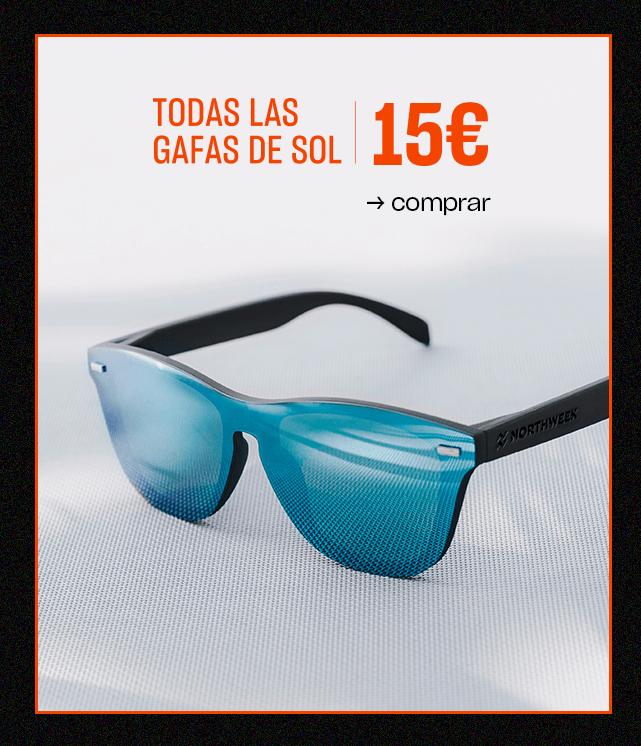 Alle Sonnenbrillen von Northweek für 15€ (+6€ Versand)