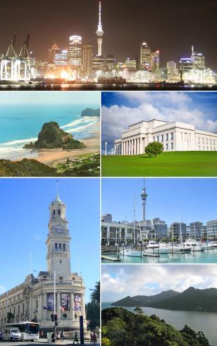 Barcelona  Auckland (Neuseeland) für 554€ - ab 650€ aus Deutschland