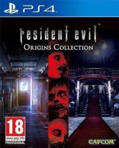 Resident Evil: Origins Collection (PS4) für 12,86€ (Mymemory)