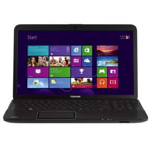 "Toshiba Satellite Pro C850-1D4 I3-2328M 15,6"" Notebook Core-i3, 500GB, 4GB, Win8"