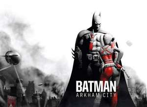 Batman Arkham City: Game of the Year [Steam] @ GMG