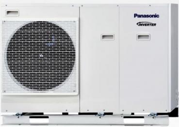 Wärmepumpe 5 kW Panasonic Monoblock Generation J volle Maximalleistung auch bei -7 Grad