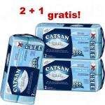 3 Catsan Smart Packs für 8,88€