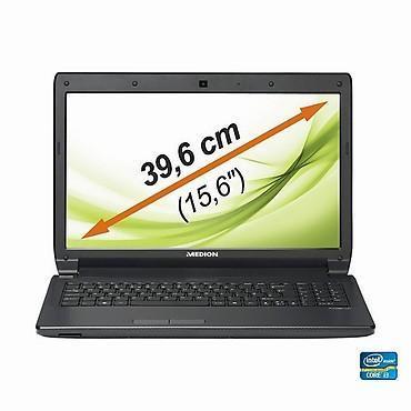 MEDION AKOYA P6635 (MD 98233) - matt, FullHD, Bluray, i5-3210M, GT 630M