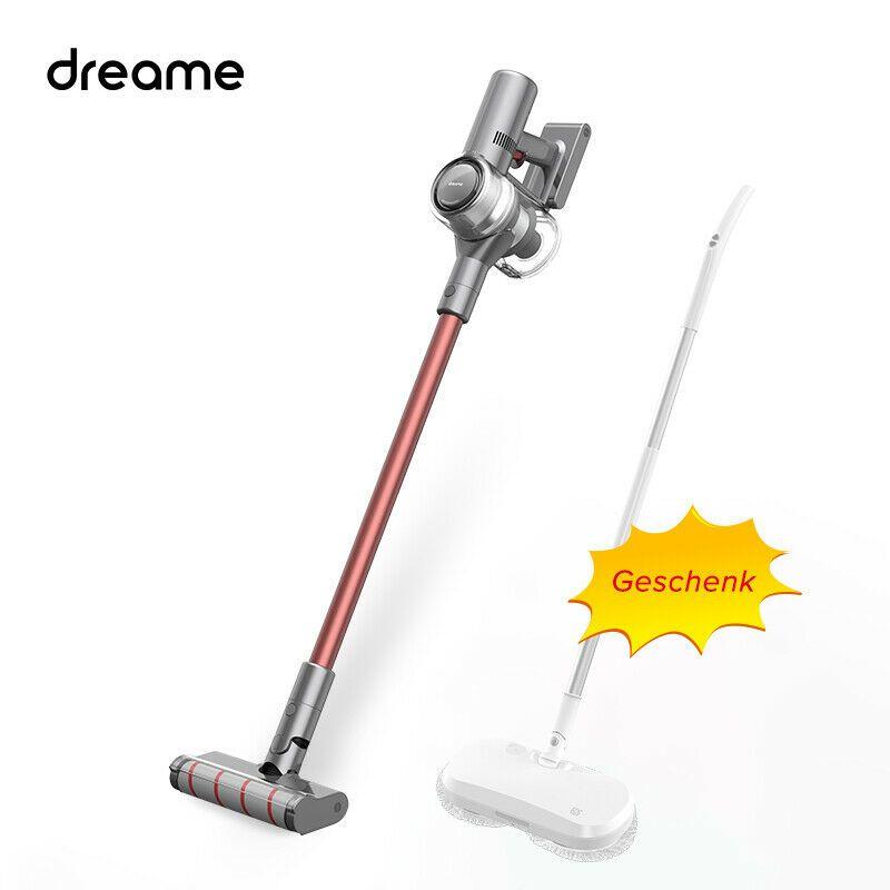 Dreame V11 Akku-Staubsauger (25kPa, 150AW, 90 Min) + Dreame CC Mop (EU Lager)