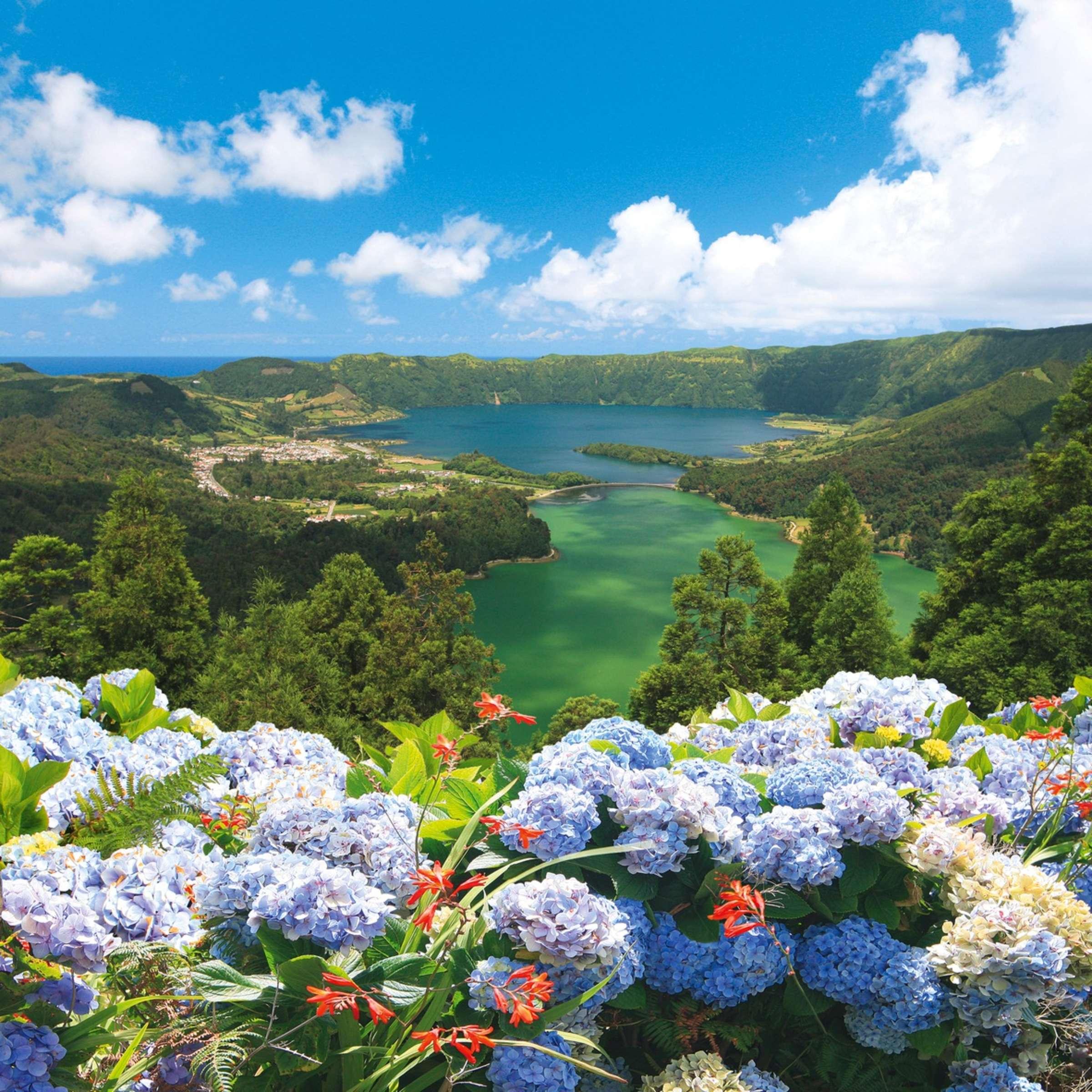 Azoren: 4* VIP Executive Azores Hotel + Flug + Mietwagen - 1 Woche für 2 Personen - ab August