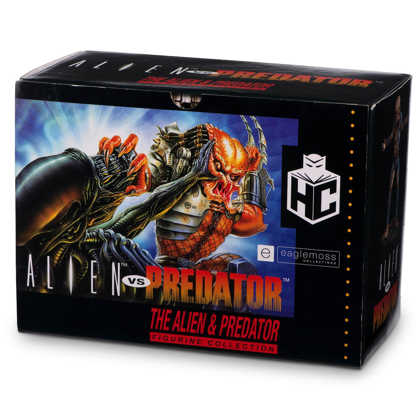 Eaglemoss Alien & Predator Figuren - 2 Pack Set für 11,16€ inkl. Versand (Zavvi)