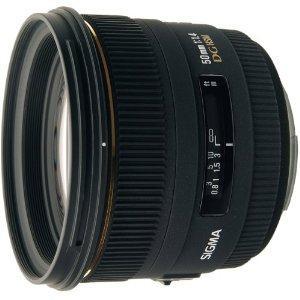 Sony/Minolta Objektive: Sigma 24mm f1.8 EX DG für 448,01 € | Sigma 50mm f1.4 EX DG HSM für 394,42 € @Amazon.fr