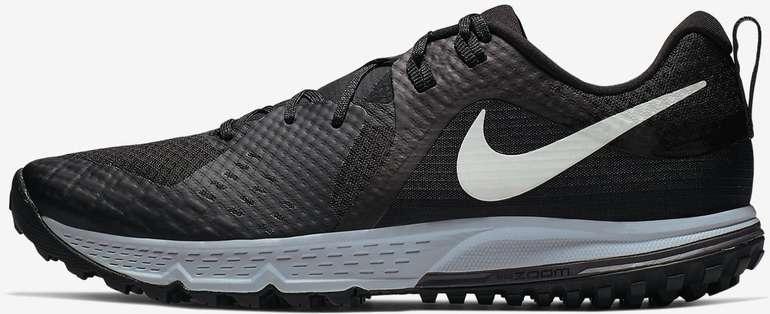 (runnerspoint.de) Nike Air Zoom Wildhorse 5 Herren Trailschuhe Sneaker (schwarz)