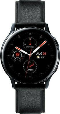 Samsung Galaxy Watch Active 2 LTE R835 Edelstahl 40mm schwarz