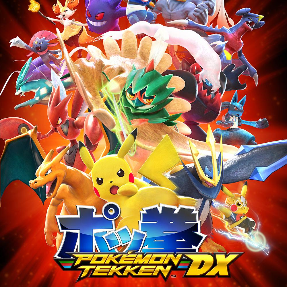 Pokémon Tekken DX (Switch) vom 29.Juli bis 4.August kostenlos spielen für Nintendo Switch Online-Mitglieder (eShop)