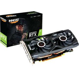 INNO3D GeForce RTX 2060 SUPER Twin X2 OC Grafikkarte 8GB GDDR6 + Death Stranding Code