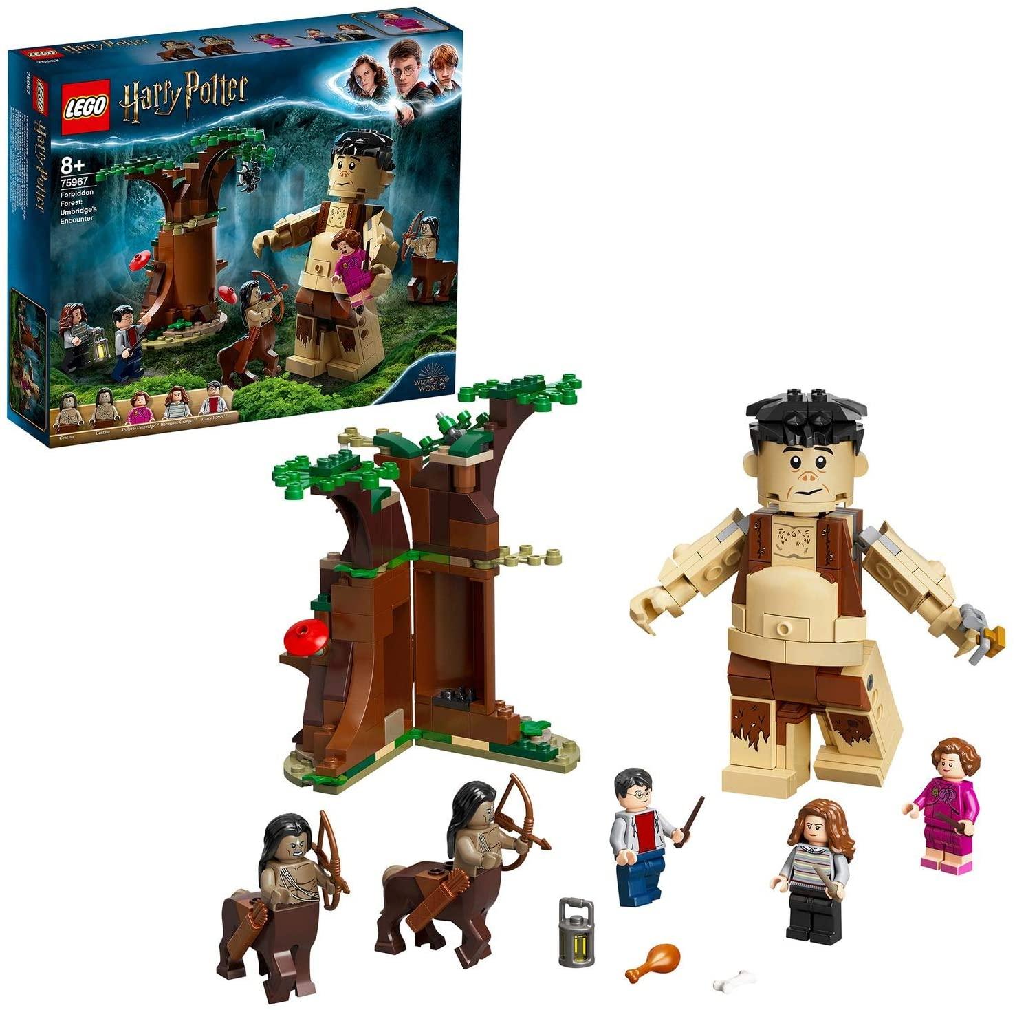 LEGO Harry Potter - Der Verbotene Wald: Begegnung mit Umbridge (75967) [Prime]