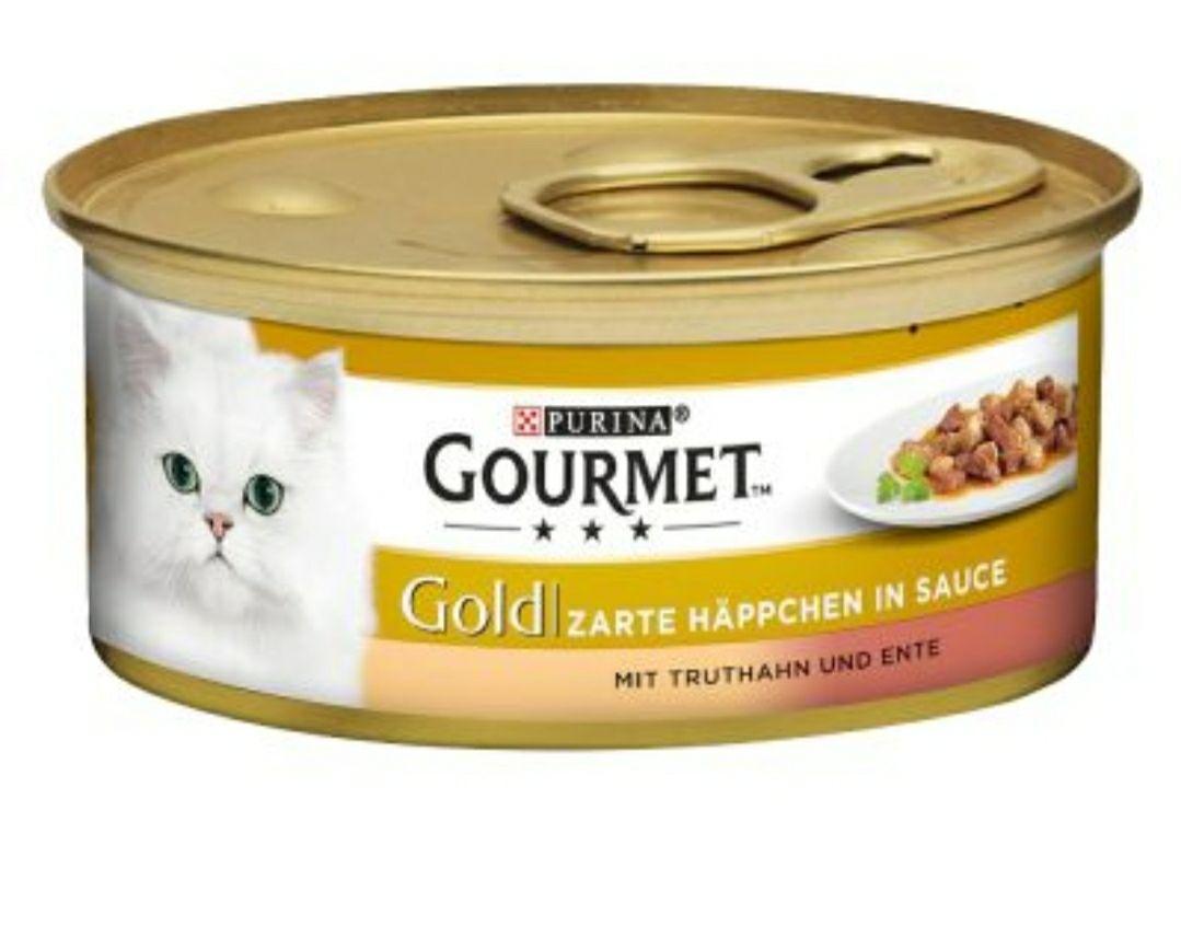 Rossmann ab 27.07.: Purina Gourmet Gold für eff. 0,17€ pro Dose