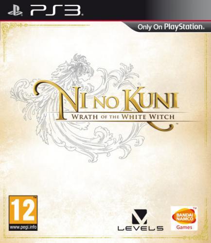 Ni No Kuni Der Fluch der weißen Königin (PS3) beim Zavvi.com *Pre-Order*