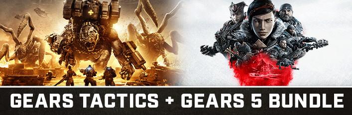 Gears 5 + Gears Tactics Bundle auf Steam