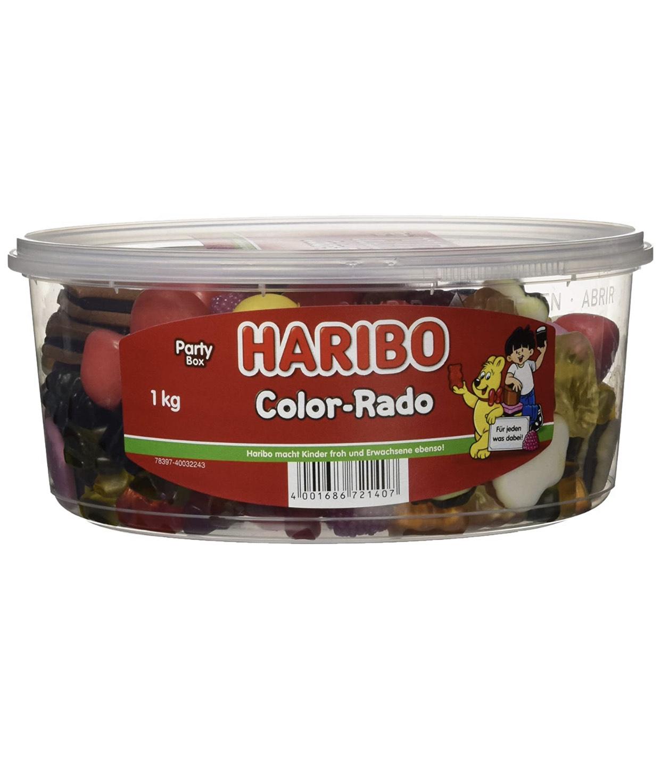 [Amazon Prime] Haribo Color-Rado (1000 g)