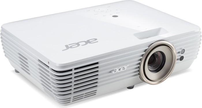 Acer V7850BD 4K-Beamer (nativ 2716x1528, DLP, 2200 Lumen, HDR, Lens Shift, 1.6x Zoom, ZBB, 144Hz 3D-ready, HDMI 2.0 & 1.4, 2x USB, 26dB)