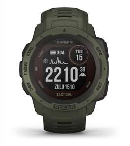 Garmin Instinct Solar Tactical (grün)