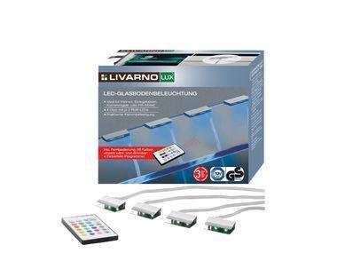 LED-Glasbodenbeleuchtung Lidl ab dem 31.01.2013 16 Farben / 4 Programme