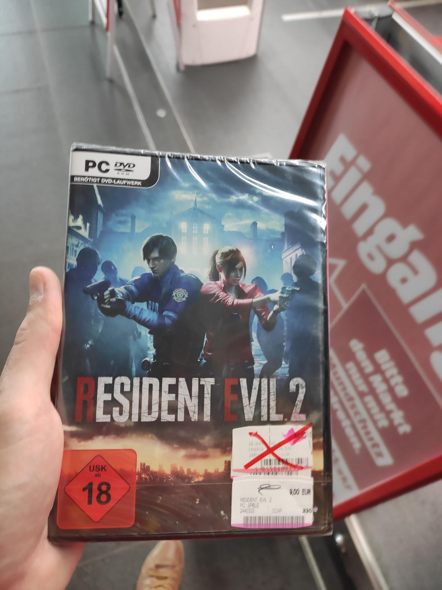 Lokal Berlin Hbf Resident evil 2 PC Steam