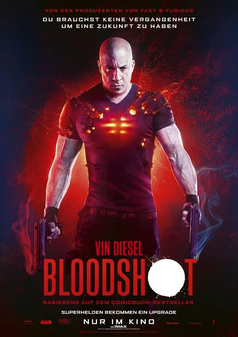Bloodshot - Leihe per Stream
