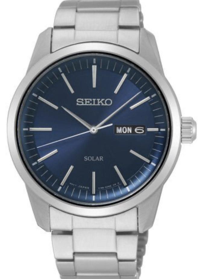 Seiko Solaruhr SNE525P1