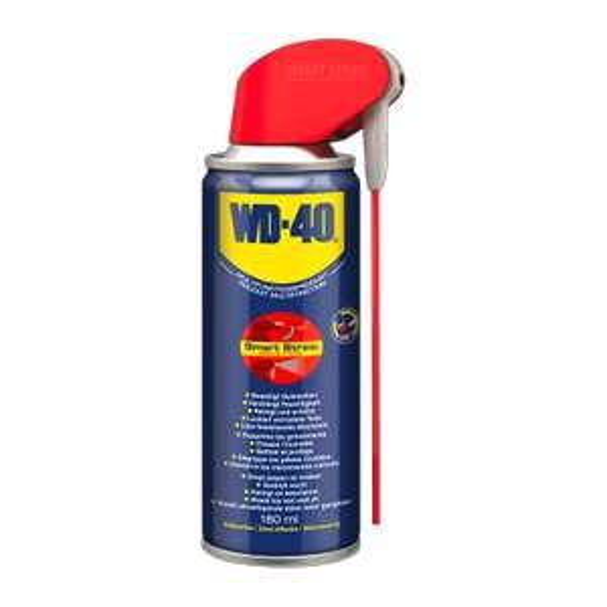 [Aldi Nord] Multifunktionsöl WD 40 Smart Straw je 180ml-Dose für nur 2,41€