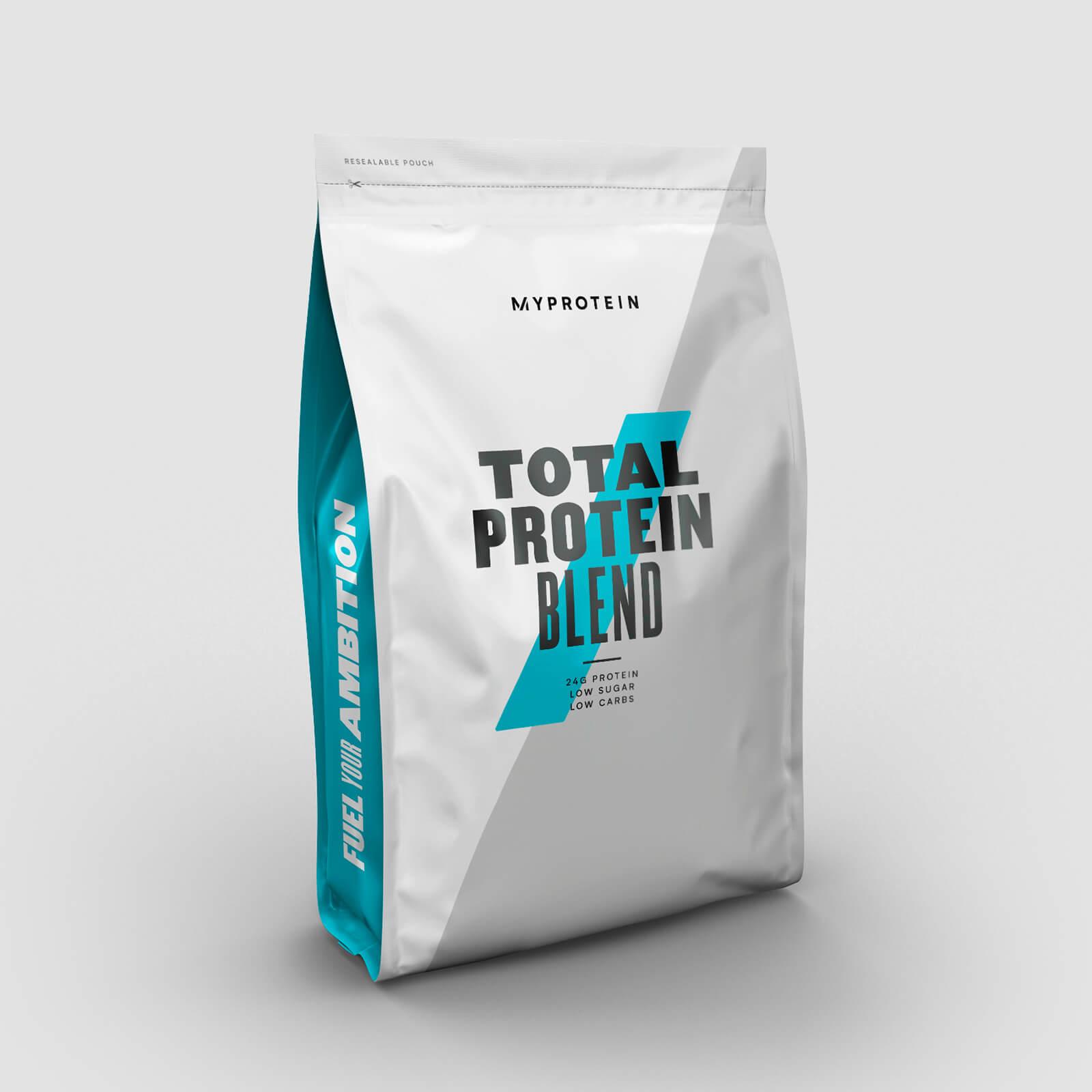 60% auf ausgewählte Produkte bei Myprotein: z.B. 5kg Total Protein Blend - 34,47€ | 2.5kg Milk Protein für 19,59€ | 1kg Creatin - 7,59€