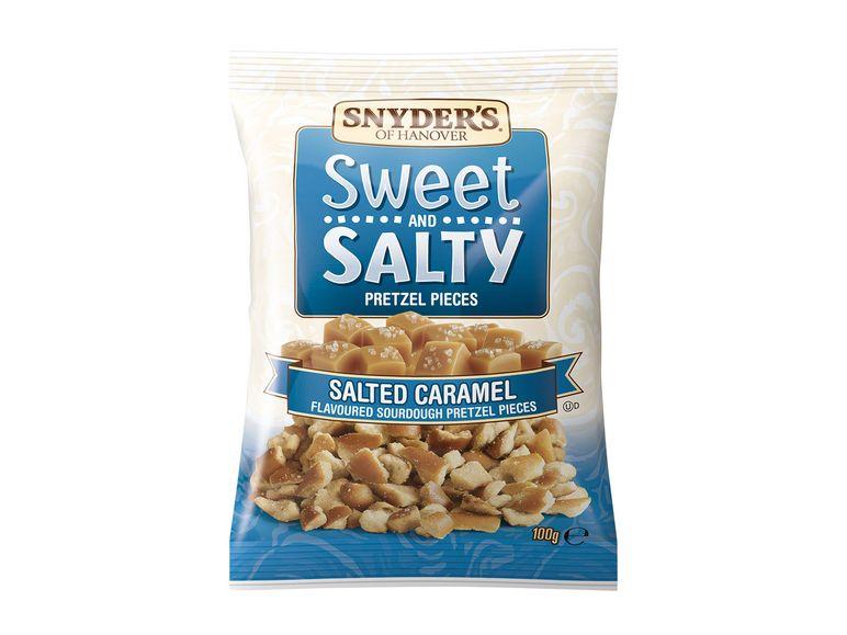 [Lidl] Snyder's of Hanover Pretzel Pieces Salted Caramel