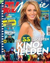TV Movie Probeabo 6 Hefte mit kostenloser Beigabe nach Wahl: Beurer Küchenwaage (18,98€) / Lego (60136) / Fiskars / Bosch