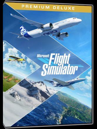 Microsoft Flight Simulator Premium Deluxe (Windows 10 Key)