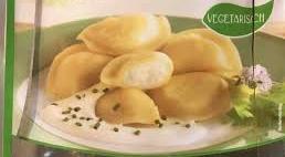 (Penny) Die Tortellini des Ostens: Bürger Pierogi Ruskie (Teigtaschen mit Kartoffel-Quark-Füllung) 400g für 1,59€