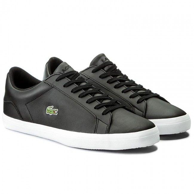 Lacoste Lerond Herren Leder Sneaker (Größen 42,5 - 46)