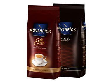 MOEVENPICK-Ganze-Bohnen Espresso oder Cafe Crema 1kg für 8,99 bei Lidl